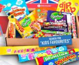 British Corner Shop product selection